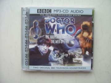 Doctor Who The Abominable Snowmen MP 3 CD Audio RARE